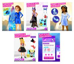 Disney Fashion Designer 4