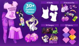 Disney Fashion Designer 6