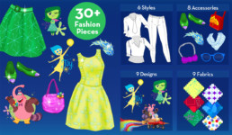 Disney Fashion Designer 7